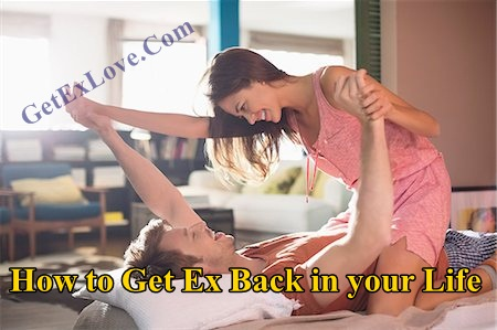 How to Get Ex Back in your Life